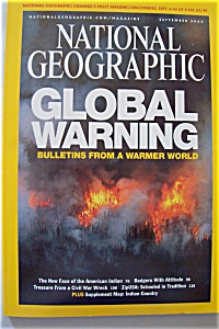 National Geographic, Vol. 206, No. 3, September 2004 (Image1)