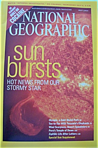 National Geographic, Vol. 206, No. 1, July 2004 (Image1)