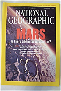 National Geographic, Vol. 205, No. 1, January 2004 (Image1)