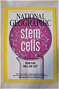 National Geographic, Vol. 208, No. 1, July 2005 (Image1)