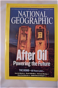 National Geographic, Vol. 208, No. 2, August 2005 (Image1)