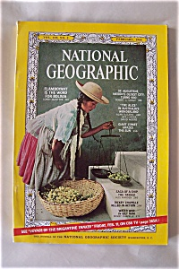 National Geographic, Vol. 129, No. 2, February 1966 (Image1)