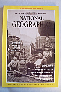 National Geographic Vol. 170, No. 2, August 1986 (Image1)