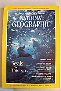 National Geographic Vol. 171, No. 4, April 1987 (Image1)