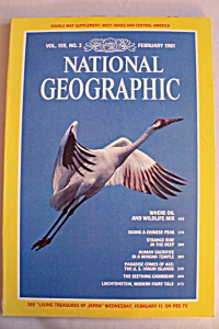 National Geographic Vol. 159, No. 2, February 1981 (Image1)