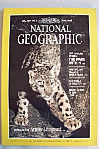 National Geographic Vol. 169, No. 6, June 1986 (Image1)