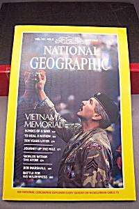 National Geographic, Vol. 167, No.5, May 1985 (Image1)