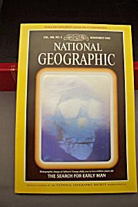 National Geographic, Vol. 168, No. 5, November 1985 (Image1)