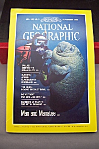 National Geographic, Vol. 166, No. 3, September 1984 (Image1)