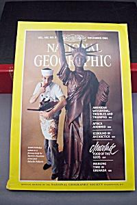 National Geographic, Vol. 166, No. 5, November 1984 (Image1)