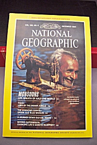 National Geographic, Vol. 166, No. 6, December 1984 (Image1)