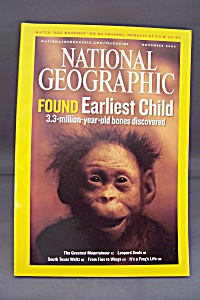 National Geographic, Vol. 210, No. 5, November 2006 (Image1)