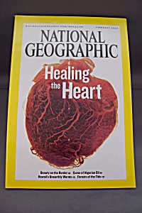 National Geographic, Vol. 211, No. 2, February 2207 (Image1)