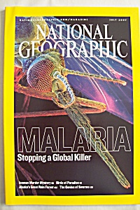 National Geographic, Vol. 212, No. 1, July 2007 (Image1)