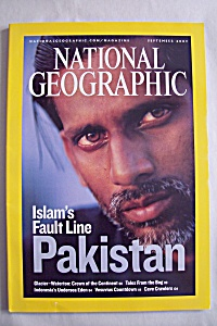National Geographic, Vol. 212, No. 3, September 2007 (Image1)