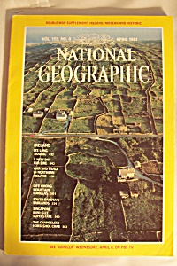 National Geographic, Vol. 159, No. 4, April 1981 (Image1)