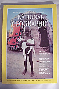 National Geographic, Vol. 159, No. 6, June 1981 (Image1)