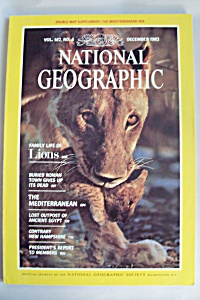 National Geographic, Vol. 162, No. 6, December 1982 (Image1)