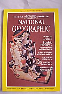 National Geographic, Vol. 161, No. 5, November 1982 (Image1)