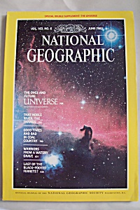 National Geographic, Vol. 163, No. 6, June 1983 (Image1)