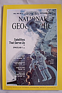 National Geographic, Vol. 164, No. 3, September 1983 (Image1)