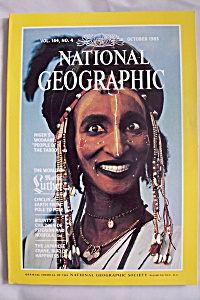 National Geographic, Vol. 164, No. 4, October 1983 (Image1)