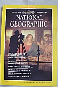 National Geographic, Vol. 164, No. 5, November 1983 (Image1)