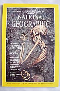 National Geographic, Vol. 165, No. 5, May 1984 (Image1)