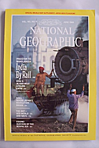 National Geographic, Vol. 165, No. 6, June 1984 (Image1)