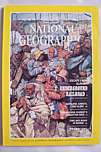National Geographic, Vol. 166, No. 1, July 1984 (Image1)