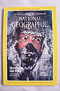 National Geographic, Vol. 170, No. 3, September 1986 (Image1)