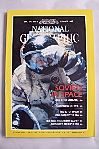 National Geographic, Vol. 170, No. 4, October 1986 (Image1)
