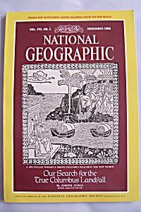 National Geographic, Vol. 170, No. 5, November 1986 (Image1)