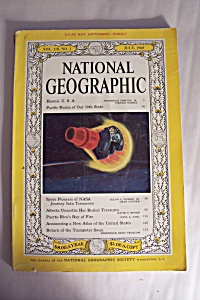 National Geographic, Vol. 118, No. 1, July 1960 (Image1)