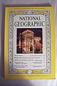 National Geographic, Vol. 117, No. 6, June 1960 (Image1)