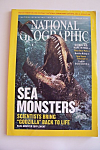 National Geographic, Vol. 208, No. 6, December 2005 (Image1)