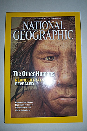 National Geographic, Vol. 214, No. 4, October 2008 (Image1)