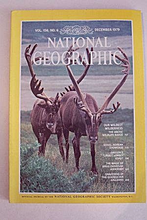 National Geographic, Vol. 156, No. 6, December 1979 (Image1)