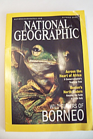 National Geographic, Vol. 198, No. 4, October 2000 (Image1)