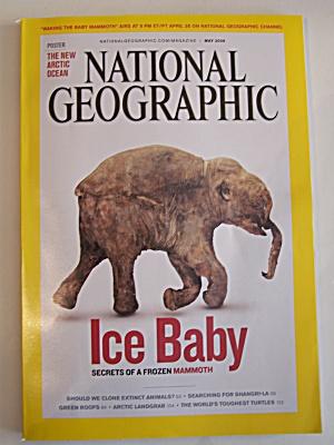 National Geographic,  Vol. 215, No. 5, May 2009 (Image1)