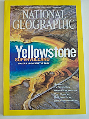 National Geographic, Vol. 216, No. 2, August 2009 (Image1)
