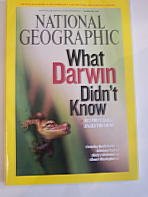 National Geographic, Vol. 215, No. 2, February 2009 (Image1)