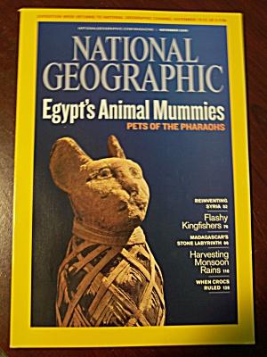 National Geographic, Vol. 216, No. 6, November 2009 (Image1)