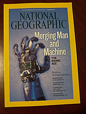 National Geographic, Vol. 217, No. 1, January 2010 (Image1)