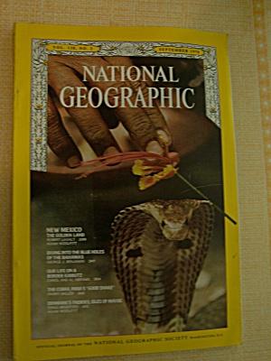 National Geographic, Volume 138, No. 3, September 1970 (Image1)