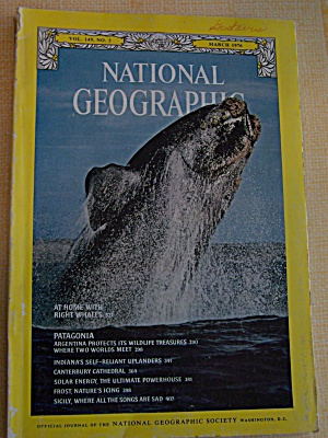 National Geographic, Vol. 149, No. 3, March 1976