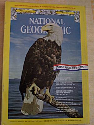 National Geographic, Vol. 150, No. 1, July 1976 (Image1)
