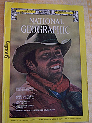 National Geographic, Vol. 150, No. 5, November 1976