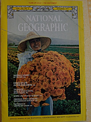 National Geographic, Vol. 152, No. 4, October 1977 (Image1)