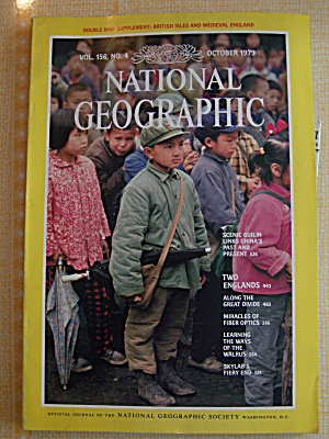 National Geographic, Vol. 156, No. 4, October 1979 (Image1)
